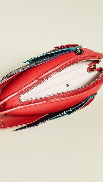 Kate Spade New York Rio Parrot Crossbody Bag
