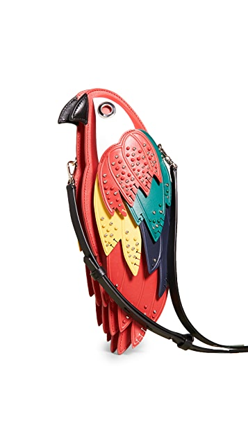 Kate Spade New York Сумка через плечо Rio Parrot
