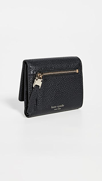 Kate Spade New York Polly 小号三折钱包
