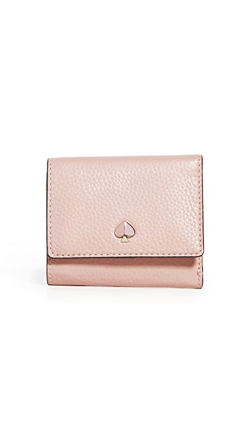 Kate Spade New York Polly Small Trifold Wallet