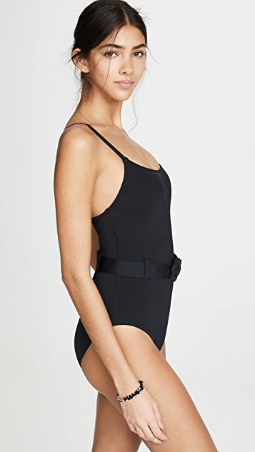Kate Spade New York Daisy Buckle One Piece