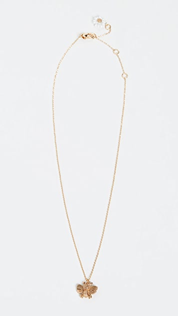 Kate Spade New York All Abuzz Bee Mini Pendant