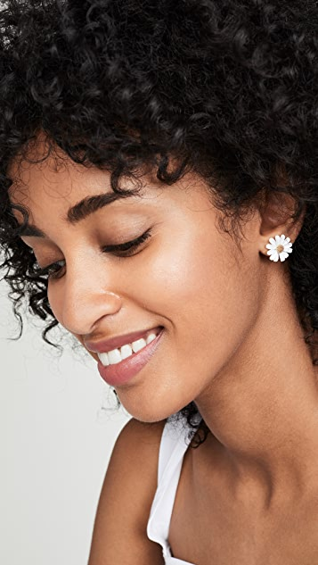 Kate Spade New York Into The Bloom Studs