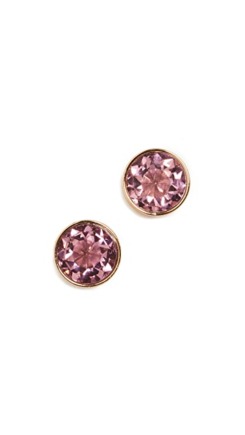 Kate Spade New York Reflecting Pool Round Studs