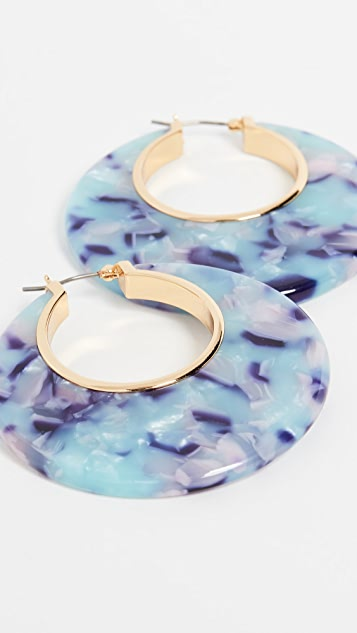 Kate Spade New York On The Dot Hoops