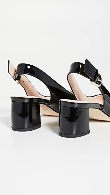Kate Spade New York Mika Block Heel Pumps