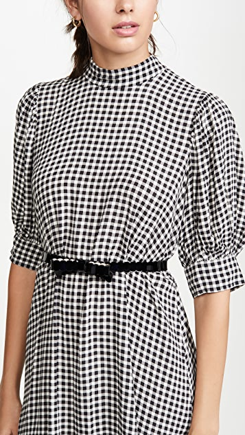 Kate Spade New York Scallop Bow Belt