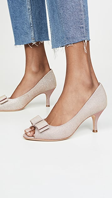Kate Spade New York Cecelia Peep Toe Pumps