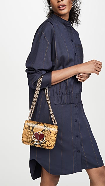Kate Spade New York Nicola Twistlock Chain Shoulder Bag