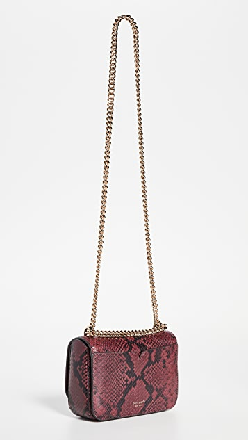 Kate Spade New York Nicola Twistlock Chain Shoulder Bag