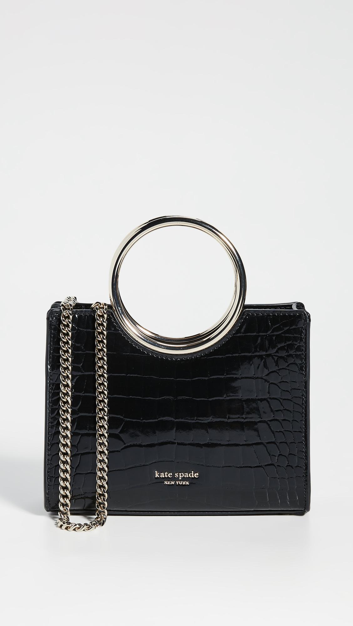 Kate Spade New York Sam Bracelet Mini Satchel Bag