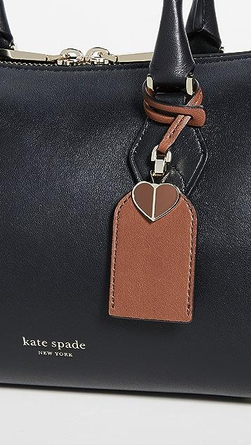 Kate Spade New York Tate 小号圆筒包