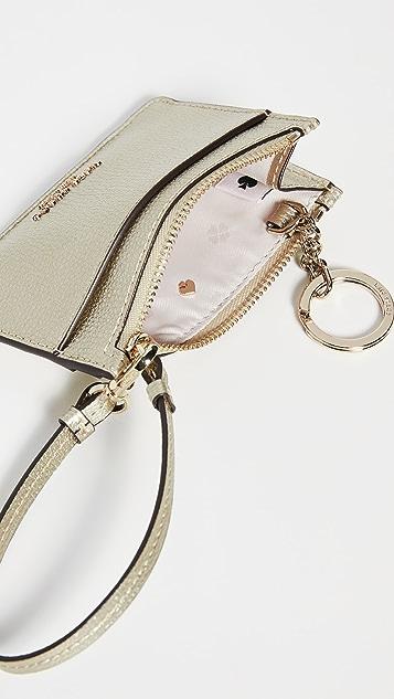 Kate Spade New York Sylvia 卡夹腕带包