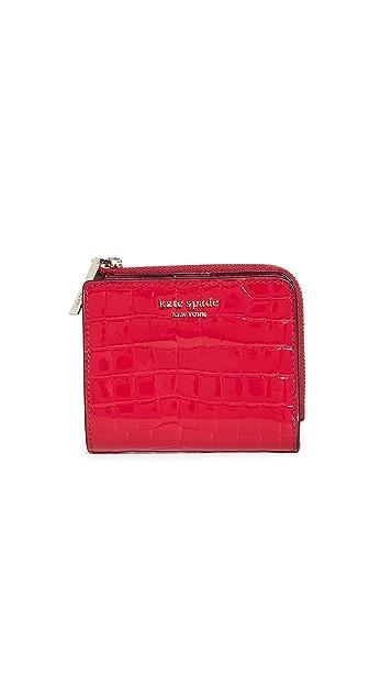 Kate Spade New York Sylvia Small Bifold Wallet