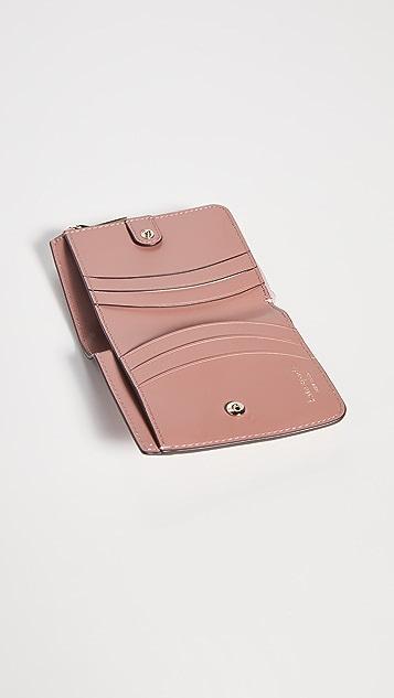 Kate Spade New York Маленький кошелек двойного сложения Burgess Court