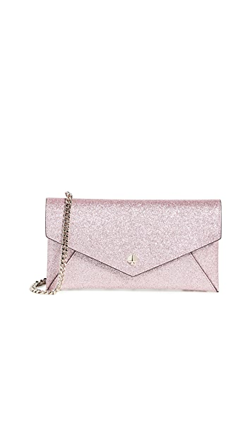 Kate Spade New York Burgess Court Chain Clutch