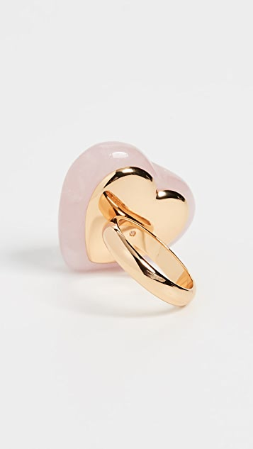 Kate Spade New York Stone Cocktail Ring