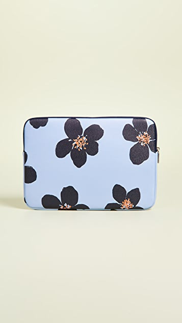Kate Spade New York Grand Flora Universal Laptop Sleeve