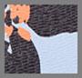 голубой цапля мульти