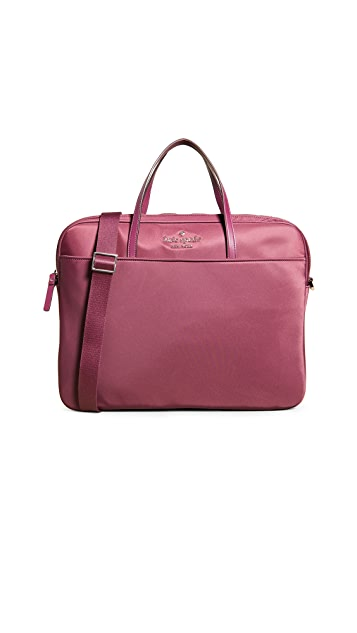 Kate Spade New York Universal Nylon Slim Commuter Bag