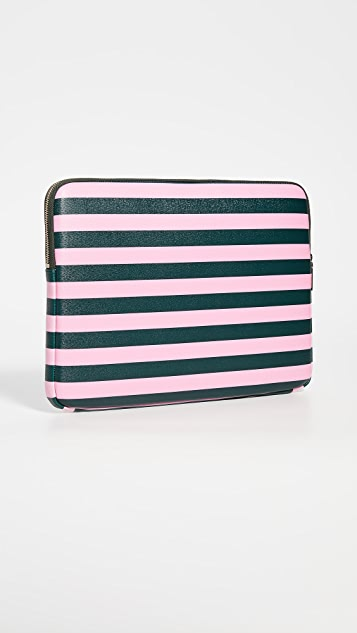Kate Spade New York Stripe Universal Laptop Sleeve