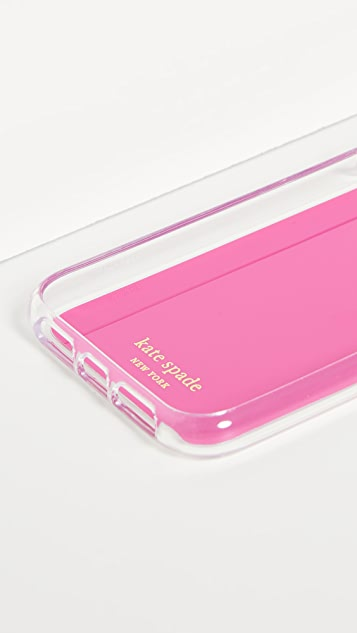 Kate Spade New York Rooftop Sunning iPhone 手机壳