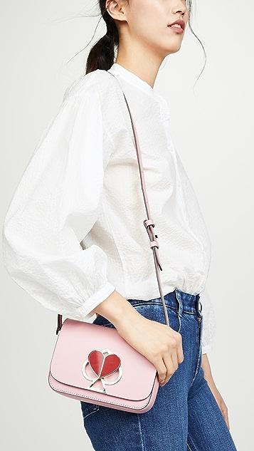 Kate Spade New York Nicola Small Flap Shoulder Bag