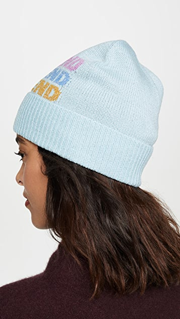 Kate Spade New York Weekend Beanie hat