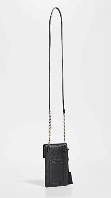 Kate Spade New York Sylvia North South Flap Crossbody Bag