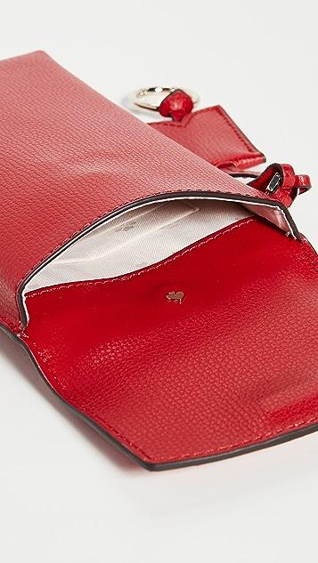 Kate Spade New York Sylvia North South Flap Crossbody Bag