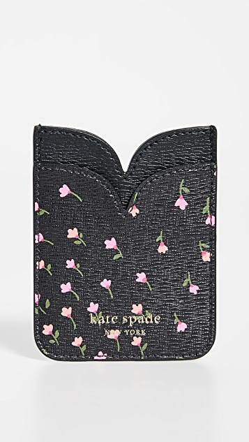 Kate Spade New York Meadow 双贴纸口袋