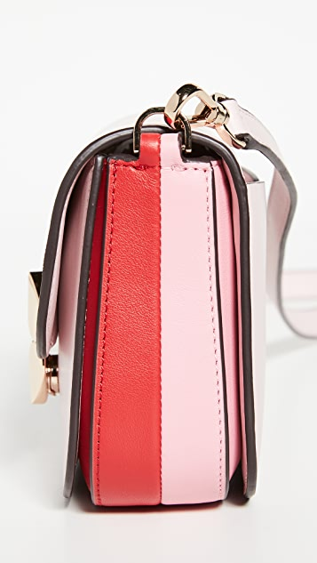 Kate Spade New York Lula Small Saddle Bag