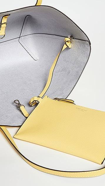 Kate Spade New York Большая объемная сумка с короткими ручками Molly
