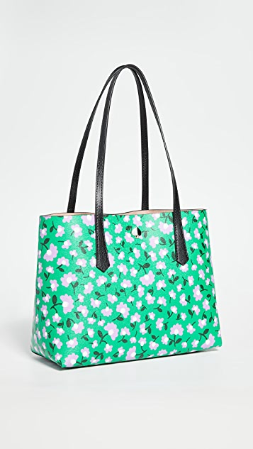 Kate Spade New York Molly Party Floral Small Tote