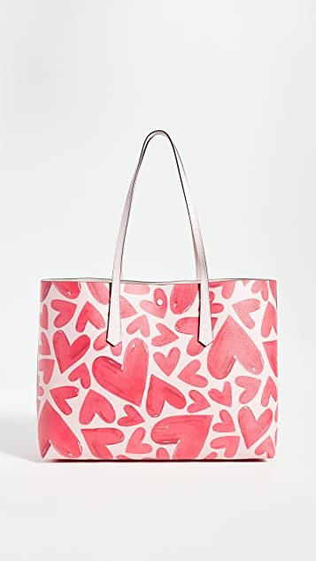 Kate Spade New York Объемная сумка с короткими ручками Molly Ever Fallen
