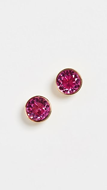 Kate Spade New York Mini Round Stud Earrings