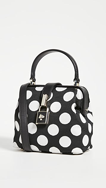 Kate Spade New York The Remedy Bikini Dot Small Top Handle Bag