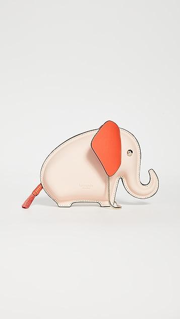 Kate Spade New York Tiny Elephant Crossbody Bag
