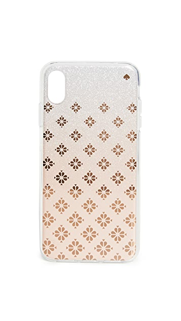 Kate Spade New York Spade Flower Ombre Phone Case