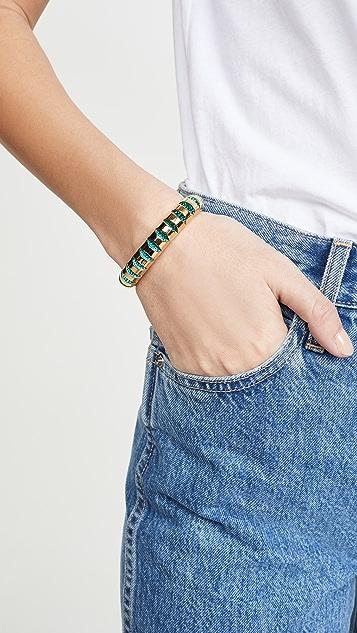 Kate Spade New York Эластичный браслет с паве