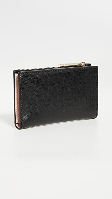 Kate Spade New York Spencer Small Slim Bifold Wallet