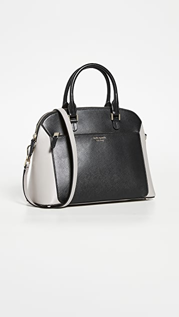 Kate Spade New York Louise 中号圆顶形公文包