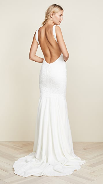 Katie May Monaco Gown