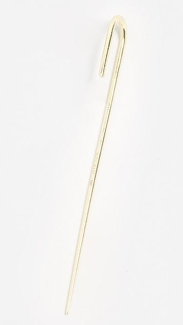 KatKim Thread Ear Pin Earrings