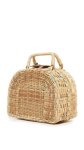 Kayu Mini Picnic Bag
