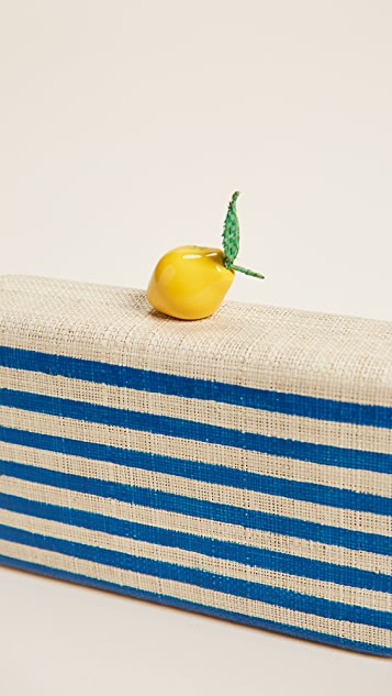 Kayu Vera Lemon Clutch