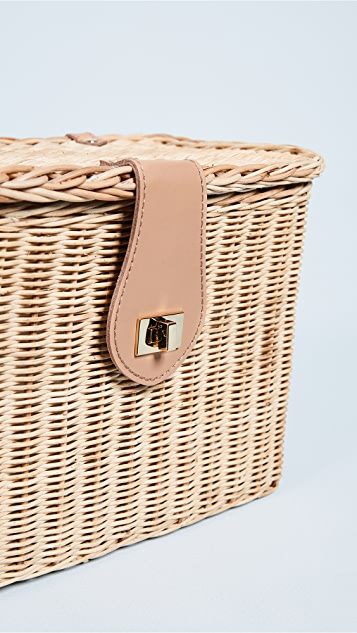 Kayu Mia Wicker Bag
