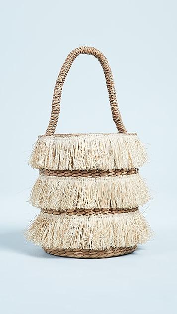 Kayu Lolita Seagrass Tote