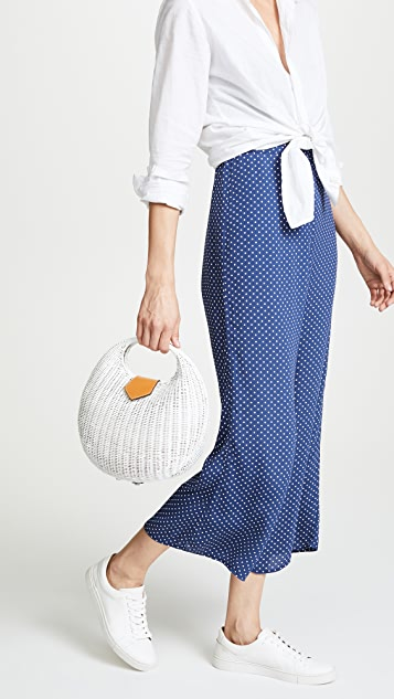 Kayu Elena Wicker Bag