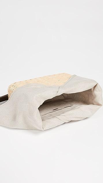 Kayu Соломенная сумка Reece